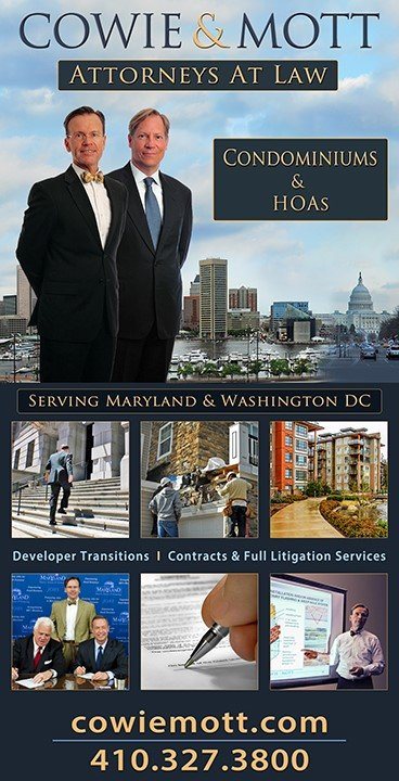 COWIE & MOTT - Maryland Condominium Construction Defect Warranty Attorneys Lawyers