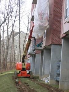 Maryland Condominium Construction Defect Repairs